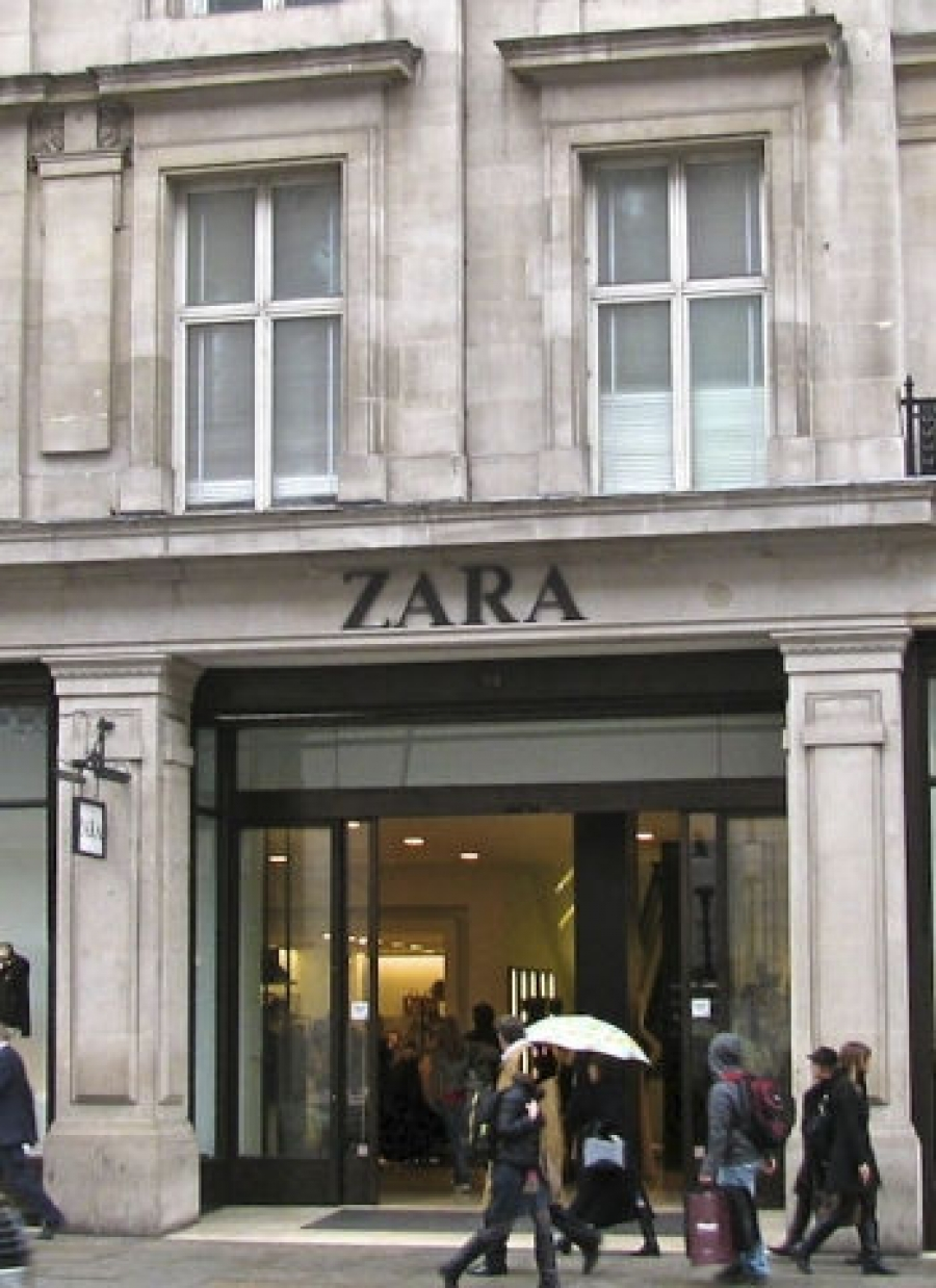 ZARA - 120 REGENT ST, LONDON