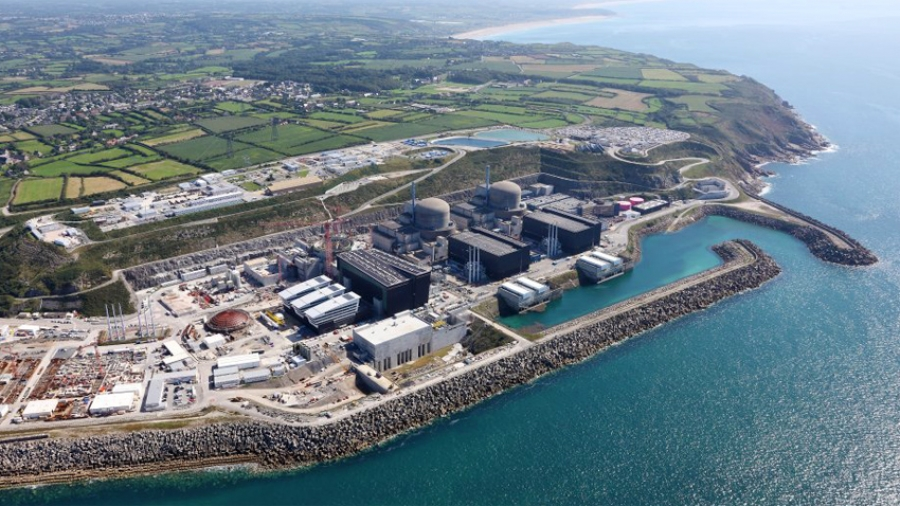 NUCLEAR POWER PLANT FOR EPR Flamanville