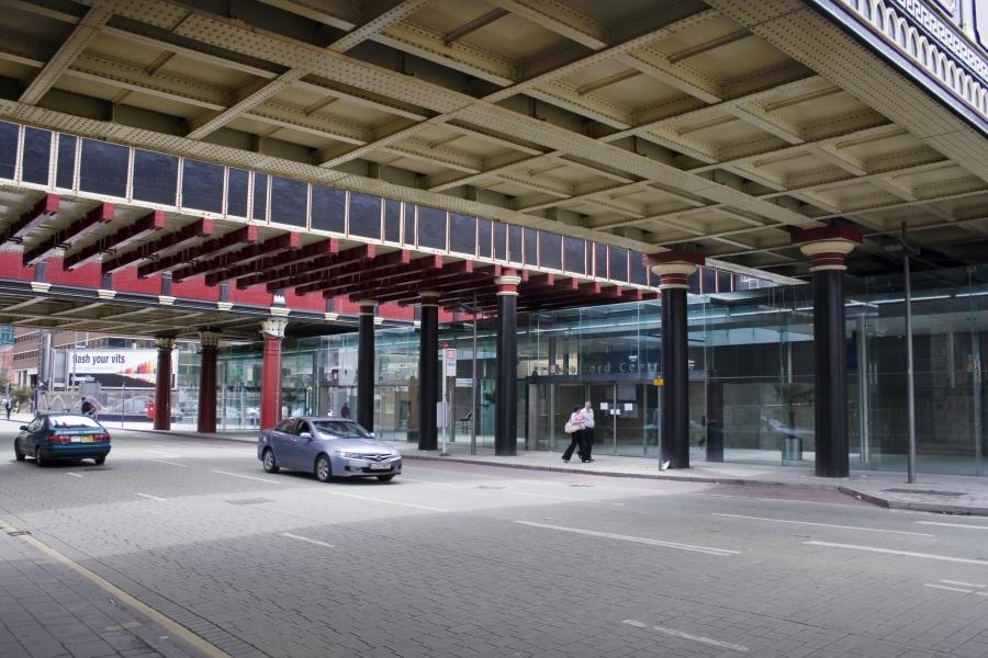 Salford Central Station