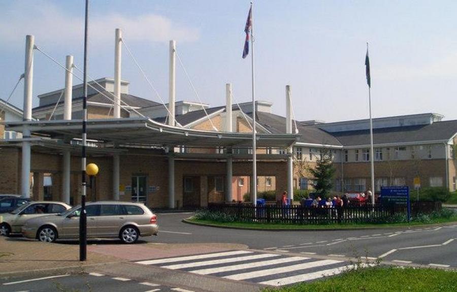 Hôpital Llwynypia