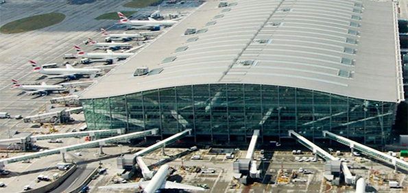Heathrow T5 CAR LIFT