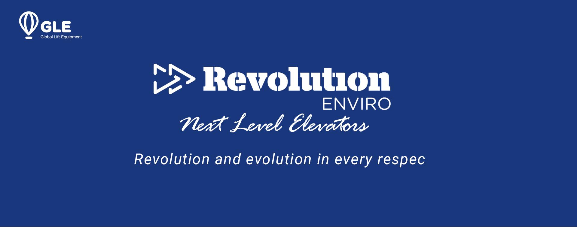 Revolution and evolution in every respect: Enviro REVOLUTION®