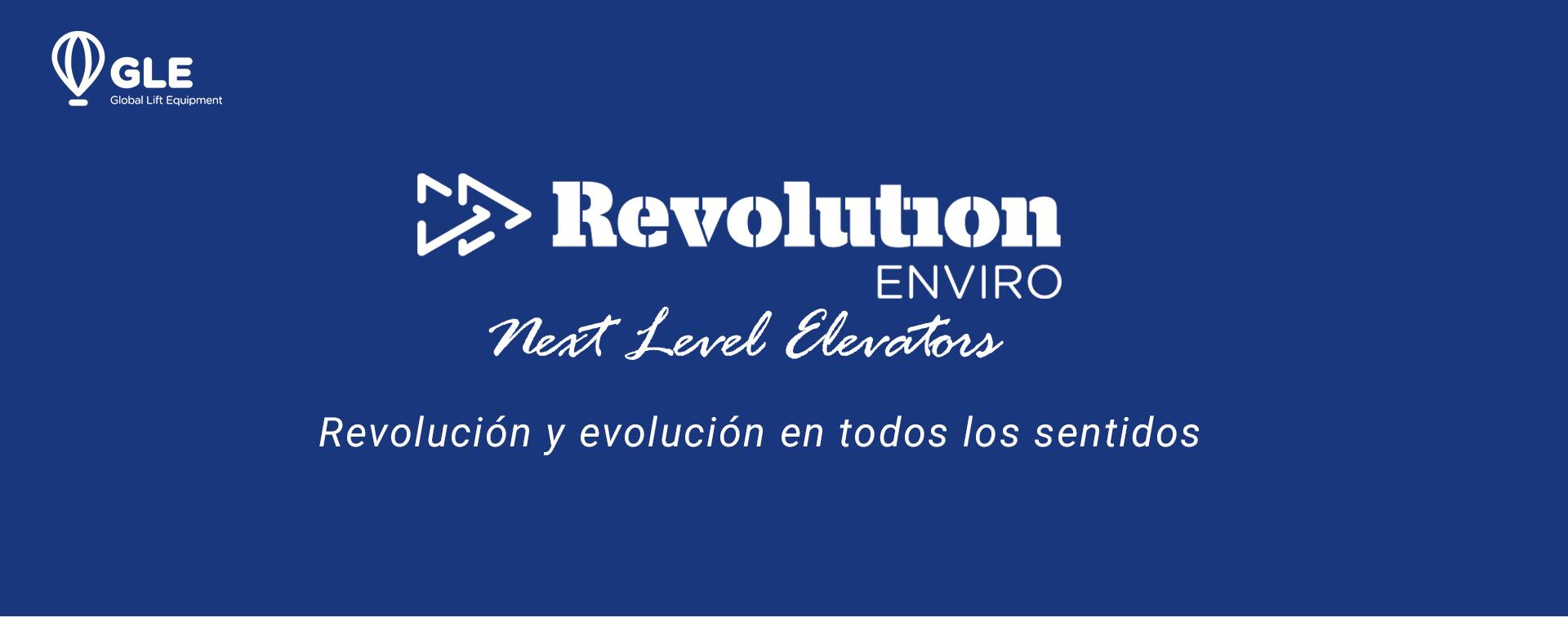 Revolución y evolución en todos los sentidos: Enviro REVOLUTION